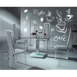 Wall Stickers - Coffee - Wall Decals 03