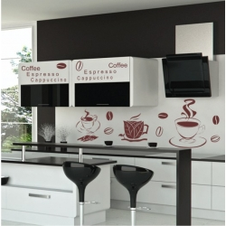 Wall Stickers - Coffee - Wall Decals 10