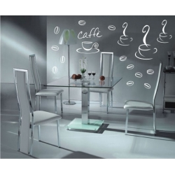 Wall Stickers - Coffee - Wall Decals 15