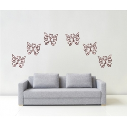 Wall Sticker - Butterfly - Wall Decals 03
