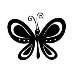 Wall Sticker - Butterfly - Wall Decals 09