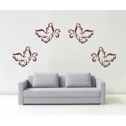 Wall Sticker - Butterfly - Wall Decals 16