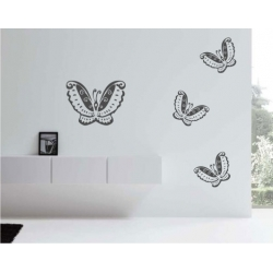 Wall Sticker - Butterfly - Wall Decals 18